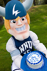WWU Victor the Viking