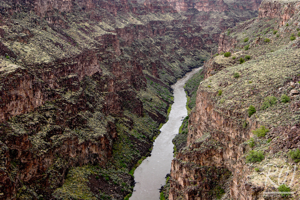 Rio Grande Gorge, New Mexico, USA