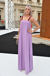 AMBER LE BON at the Royal Academy of Arts Summer Exhibition Preview Party at The Royal Academy of Arts, Burlington House, Piccadilly, London on 7th June 2016.