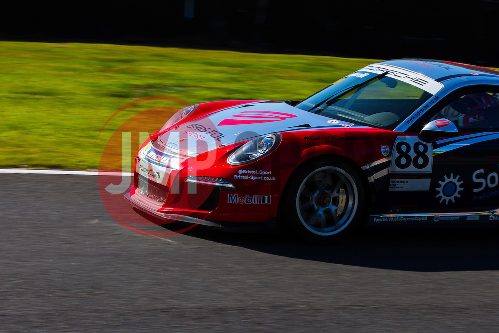 Dino Zamparelli | Bristol Sport Racing | #88 Porsche 911 GT3 Cup car | Porsche Carrera Cup GB - Photo mandatory by-line: Rogan Thomson/JMP - 07966 386802 - 07/06/2015 - SPORT - MOTORSPORT - Little Budworth, England - Oulton Park Circuit - BTCC Meeting Day 2.