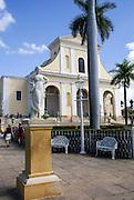 Cuba, Trinidad. Plaza Major