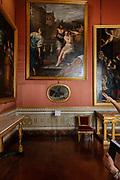 FLORENCE: Palazzo Pitti, Bathing Batsheba by Artemisia
