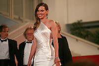 Actress Hilary Swank at the The Homesman gala screening red carpet at the 67th Cannes Film Festival France. Sunday 18th May 2014 in Cannes Film Festival, France.
