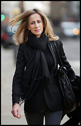Michelle Young arrives at the the High Court for the judgement in her divorce case with ex-husband Scott at the High Court, London, United Kingdom. Friday, 22nd November 2013. The wife of tycoon Scot Young has been awarded a £20million divorce settlement but immediately demanded more, branding the judgement 'disgraceful' and her husband a 'powerful maniac' Picture by  i-Images / i-Images