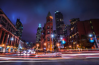 Gooderham Flatiron Building @ Night