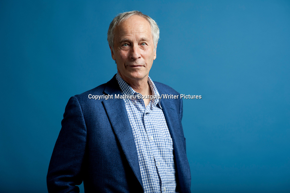 Richard Ford at Festival America, Vincennes, France<br /> 12th September 2014<br /> <br /> Picture by Mathieu Bourgois/Writer Pictures<br /> <br /> NO FRANCE