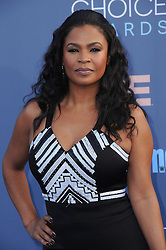 Nia Long  bei der Verleihung der 22. Critics' Choice Awards in Los Angeles / 111216