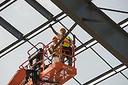 Walter Field House Construction