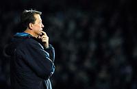 Photo: Alan Crowhurst.<br />West Ham v Liverpool. The Barclays Premiership. 30/01/2007.  West Ham manager Alan Curbishley ponders his next move.