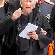 LUX/Luxemburg/20190504 - Funeral of HRH Grand Duke Jean/Uitvaart Groothertog Jean, Prinses Paola van Belgie