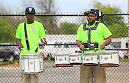 April 9, 2016: The OKC Energy FC plays Saint Louis FC in a USL game at Taft Stadium in Oklahoma City, Oklahoma.