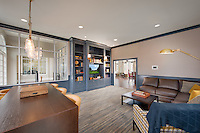 Interior image of Dulles Greene Apts Clubhouse in Virginia by Jeffrey Sauers of Commercial Photographics, Architectural Photo Artistry in Washington DC, Virginia to Florida and PA to New England