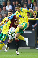 Picture by Paul Chesterton/Focus Images Ltd.  07904 640267.13/05/12.Wes Hoolahan of Norwich in action during the Barclays Premier League match at Carrow Road Stadium, Norwich.