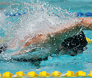 Belo Horizonte_MG, Brasil...Copa do Mundo de Natacao 2007. Na foto o nadador Roland Schoeman, da Africa do Sul, vencedor da prova 50m Livre...Swimming World Cup 2007. In this photo the swimmer Roland Schoeman, of South Africa, He is the champion in the 50m freestyle, in Belo Horizonte...Foto: LEO DRUMOND /  NITRO