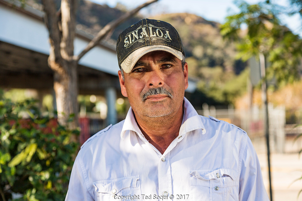 Cypress Park Community Job Center.<br /> Rafael Galaviz, day laborer.