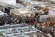 Belo Horizonte_MG, Brasil...XXI FNA (Feira Nacional de Artesanato) que acontece no Expominas.Neste ano, a feira tem como tema a latinidade. Reconhecida no Brasil e no exterior como o maior evento do setor na America Latina, a feira reune artesaos de todos os estados brasileiros no Expominas, Minas Gerais...XXI FNA (National Crafts Fair) Expominas. Its the largest industry event in Latin America, the exhibition brings together craftspeople from all Brazilian states in Expominas, Minas Gerais...Foto: VICTOR SCHWANER / NITRO