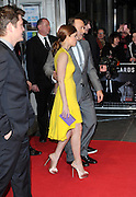 17.JANUARY.2013. LONDON<br /> <br /> UK PREMIERE OF 'HOUSE OF CARDS' AT THE ODEON IN LEICESTER SQUARE, LONDON<br /> <br /> BYLINE: EDBIMAGEARCHIVE.CO.UK<br /> <br /> *THIS IMAGE IS STRICTLY FOR UK NEWSPAPERS AND MAGAZINES ONLY*<br /> *FOR WORLD WIDE SALES AND WEB USE PLEASE CONTACT EDBIMAGEARCHIVE - 0208 954 5968*