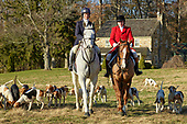 Mr. Stewart's Cheshire Fox Hounds