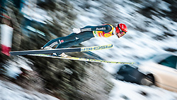 16.12.2016, Nordische Arena, Ramsau, AUT, FIS Weltcup Nordische Kombination, Skisprung, im Bild Johannes Rydzek (GER) // Johannes Rydzek of Germany during Skijumping Competition of FIS Nordic Combined World Cup, at the Nordic Arena in Ramsau, Austria on 2016/12/16. EXPA Pictures © 2016, PhotoCredit: EXPA/ JFK