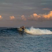 4 Bobs at Kandui, Mentawais Islands, Indonesia.