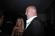 Al and Amber Murray. 'Maze' Gordon Ramsay  restaurant launch. 10-13 Grosvenor Square. London. 24 May 2005. ONE TIME USE ONLY - DO NOT ARCHIVE  © Copyright Photograph by Dafydd Jones 66 Stockwell Park Rd. London SW9 0DA Tel 020 7733 0108 www.dafjones.com
