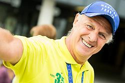 Dusan Dobnikar at 35th Marathon Franja BTC City 2016, on June 11, 2016 in BTC, Ljubljana, Slovenia. Photo by Vid Ponikvar / Sportida