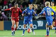 Finland v Spain 27.10.2015
