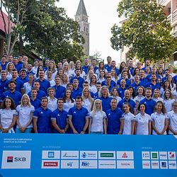 20180618: SLO, Events - Presentation of Team Slovenia for XVIII Mediterranean Games Tarragona 2018
