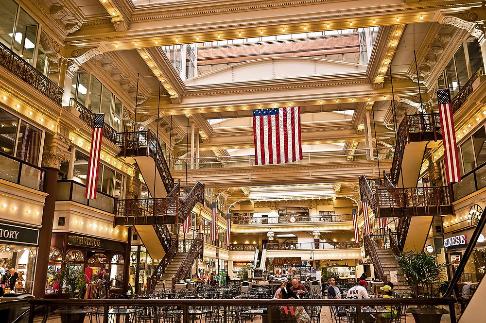 The Bourse, Philadelphia, PA., Pennsylvania, USA