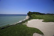 The spectacular course during Thursday's seeded group of the 2013 Volvo World Match Play Championship held  at the Thracian Cliffs Golf & Beach Resort, Kavarna, Bulgaria, 16th May 2013..Picture: Eoin Clarke www.golffile.ie.