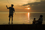 Manila Bay Walk has done wonders to the city of Manila. What was once an area to be avoided has been transformed into a thriving, cosmopolitan, and even cool area. With crowds in excess of 200,000 on the weekends Manila Baywalk has captured the city's imagination with outdoor restaurants,  cafes, sunset strolls and live bands.