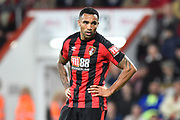 Callum Wilson (13) of AFC Bournemouth during the Premier League match between Bournemouth and Manchester United at the Vitality Stadium, Bournemouth, England on 18 April 2018. Picture by Graham Hunt.