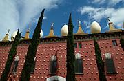 Surrealist painter Salvador Dali's Museum.