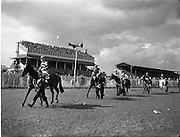 Irish Grand National at Fairyhouse (Easter Monday).06/04/1953