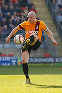 Gary Jones of Bradford City during the Sky Bet League 1 match at the Matchroom Stadium, London<br /> Picture by David Horn/Focus Images Ltd +44 7545 970036<br /> 29/03/2014