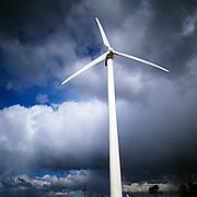 Wind Turbine, Newcastle NSW Australia