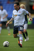 Mark Davies (Bolton Wanderers) during the Pre-Season Friendly match between Bolton Wanderers and Preston North End at the Macron Stadium, Bolton, England on 30 July 2016. Photo by Mark P Doherty.