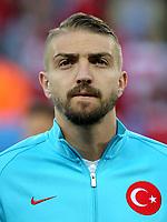 Uefa - World Cup Fifa Russia 2018 Qualifier / <br /> Turkey National Team - Preview Set - <br /> Caner Erkin