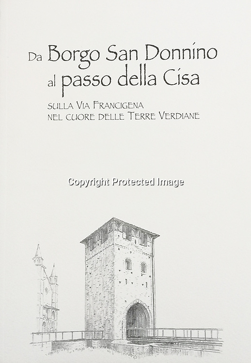 21x30 cm, 64 pages, 48 photographs (2006)<br /> Graphic design: StudioZani (Parma)<br /> House publishing: Editrice Pubbliprint Grafica
