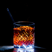 The Mezcal Negroni at Ghost Monkey in Manhattan, New York, USA on February 17, 2017. John Taggart for The New York Times.