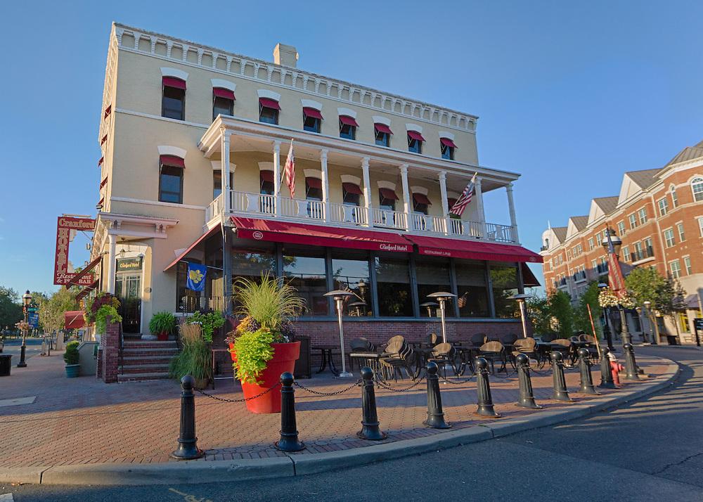 Cranford Hotel, Cranford, New Jersey