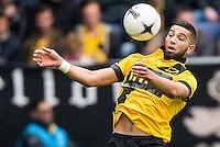 BREDA - NAC Breda - Roda JC , Rat Verlegh stadion , Voetbal , Finale play-offs , seizoen 2014/2105 , 31-05-2015 , NAC Breda speler Adnane Tighadouini