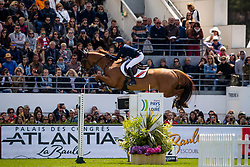 Inglis Amy, GBR, Wishes<br /> Jumping International de La Baule 2019<br /> &copy; Hippo Foto - Dirk Caremans<br /> Inglis Amy, GBR, Wishes