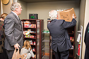 President Nellis Inauguration Week- Day of Service with Board of Trustees at Baker Center