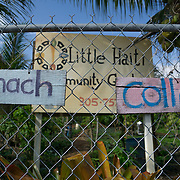 MIAMI, FLORIDA - FEBRUARY 8, 2016<br /> The Little Haiti Community Garden sits in the middle  of Miami's Little Haiti which is a neighborhood formerly known as Lemon City. The garden is run by volunteers and helps to teach children and everyone how to grow food in their own houses.<br /> (Photo by Angel Valentin)