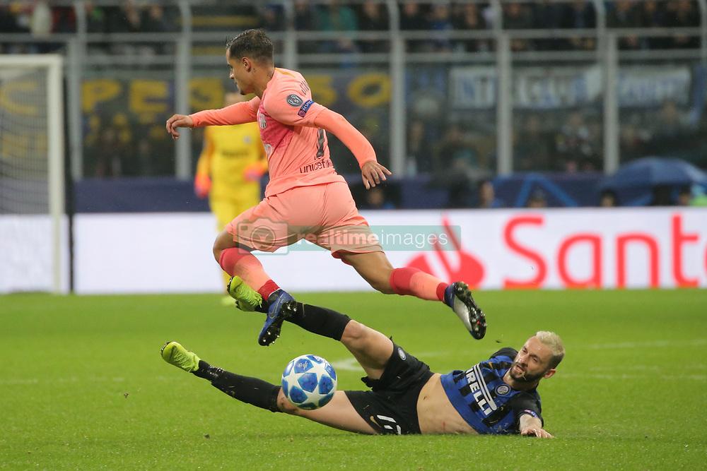 صور مباراة : إنتر ميلان - برشلونة 1-1 ( 06-11-2018 )  20181106-zaa-n230-444