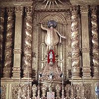 Rococo gold Portuguese style