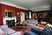 2/4/2002 .Sunday Times Property.The living room at Mount Loftus in Kilkenny..Picture Dylan Vaughan