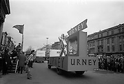 17/3/1966<br /> 3/17/1966<br /> 17 March 1966<br /> <br /> Urney display for the St. Patrick's Day Parade