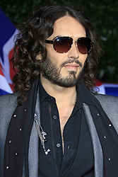 Russell Brand attends the Topshop Topman LA flagship store opening party at Cecconi s Restaurant, Los Angeles, US, February 13, 2013. Photo by Imago / i-Images...UK ONLY